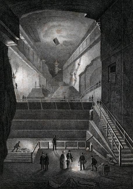 Staloryt z lat 1850-60