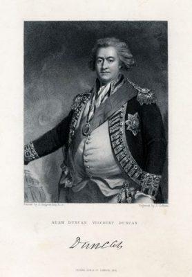 Grafika wykonana w technice mezzotinty na stali w 1831 roku