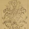 Rysunek podmalowywany akwarelą