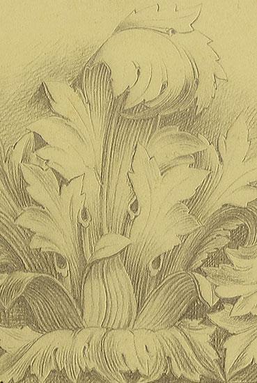 wykonany  w 1862 roku przez Leopolda Tlachnę
