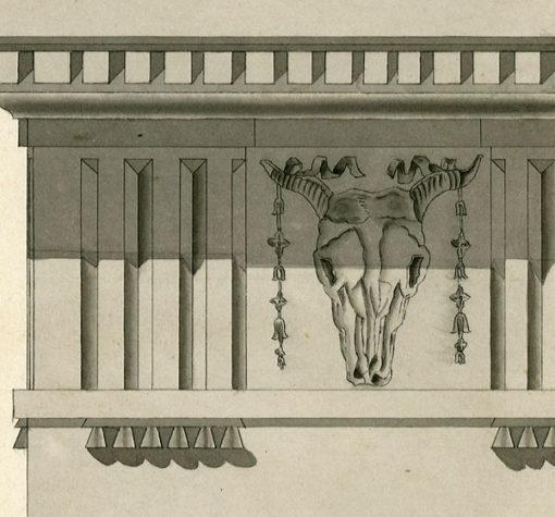 sygnowany przez Teodora Tlachnę w 1866 roku