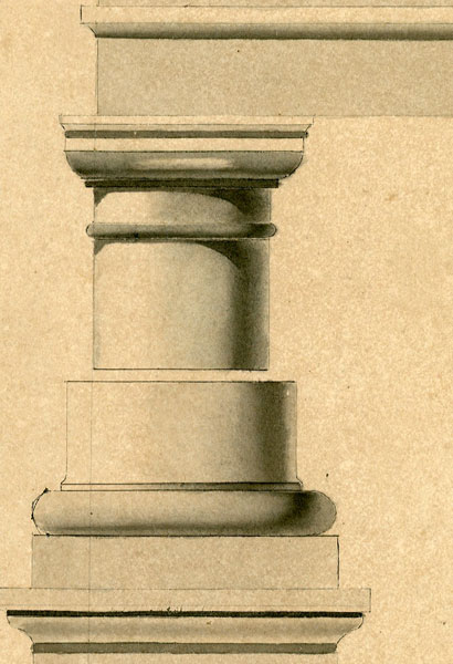 wykonany przez Teodora Tlachnę w 1863 roku