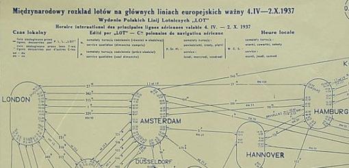 ważny w okresie: 4.04 – 2.10.1937r.