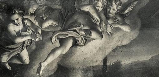 wykonana według barokowego wzoru w II połowie XIX wieku.
