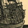 przedstawiający statek Karola Burgundzkiego z 1540 roku.
