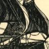 przedstawiający holenderski okręt barokowy