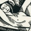 współtwórcę Międzynarodowego Biennale Grafiki. Rycina przedstawia budzących się kochanków.
