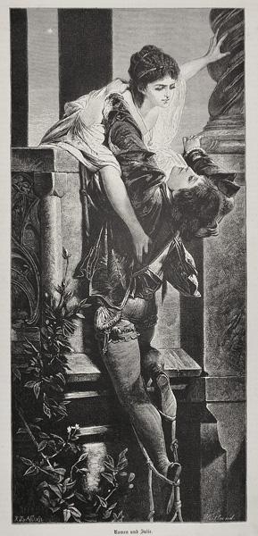 Grafika w technice drzeworytu sztorcowego wykonana w 1876 roku jako ilustracja do niemieckiego czasopisma Neue Illustrierte Zeitung.