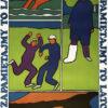 Plakat filmowy do filmu radzieckiego
