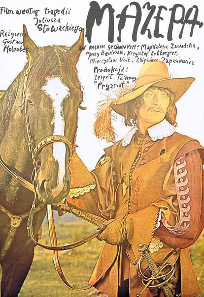 Oryginalny polski plakat z 1976 roku