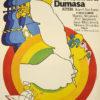 Oryginalny polski plakat filmowy do czechosłowackiego filmu kostiumowego
