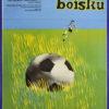 Plakat filmowy do szwedzkiego filmu dla dzieci i młodzieży
