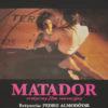 Oryginalny plakat filmowy do hiszpańskiego filmu