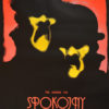 Oryginalny plakat filmowy z 1979 r. do Czechosłowackiego filmu