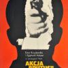 Plakat filmowy do polskiego filmu