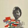 Plakat okolicznościowy informujący o Międzynarodowym Dniu Dziecka r. Projekt: Z. Januszewski