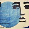 Plakat okolicznościowy informujący o Zgromadzeniu Światowej Federacji Młodzieży Demokratycznej. Projekt: HUBERT HILSCHER